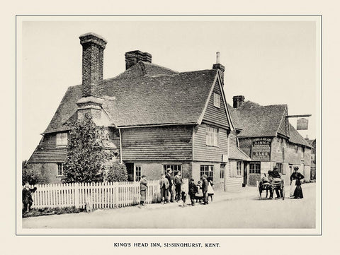 Kent Cottages in 1900 - 41 fascinating old photographs - 20.6 MB PDF file