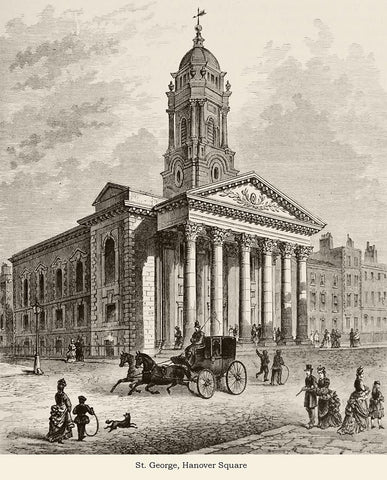 London City Churches in 1891 - 50 beautiful pictures - 32.7 MB PDF file