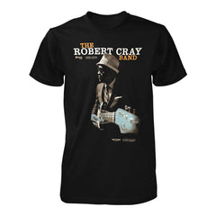 Robert Cray Band Groovin 4 Decades T-Shirt