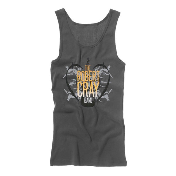Grey Womens Tank Top