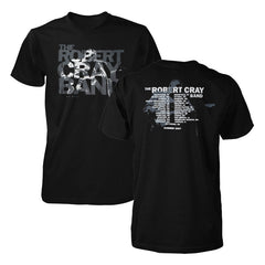 Robert Cray Summer of 2007 Tour Tshirt