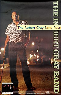 The Robert Cray Band Poster