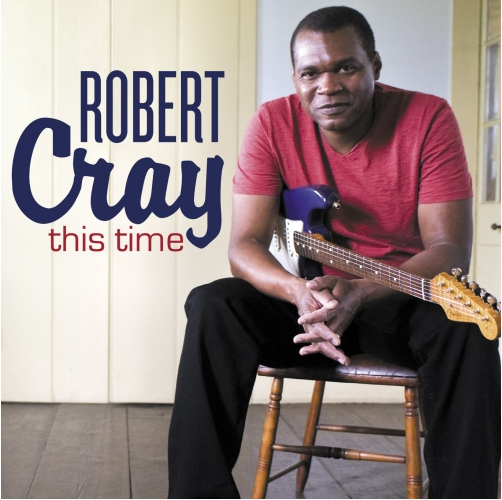 Robert Cray This Time CD