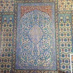 Sledmere Turkish Room Tiled Wall