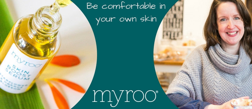 Myroo Skincare - be comfortable in your own skin