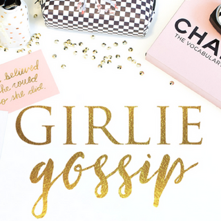 Girlie Gossip Blog Logo