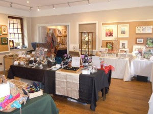 The Pop-Up Shop @ Harlow Carr