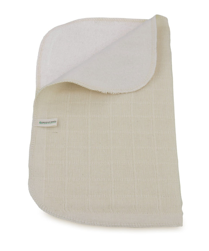 Organic Double Sided Muslin Cloth