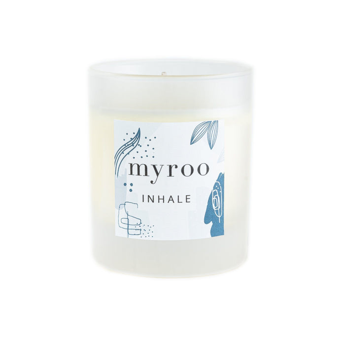 Inhale Candle