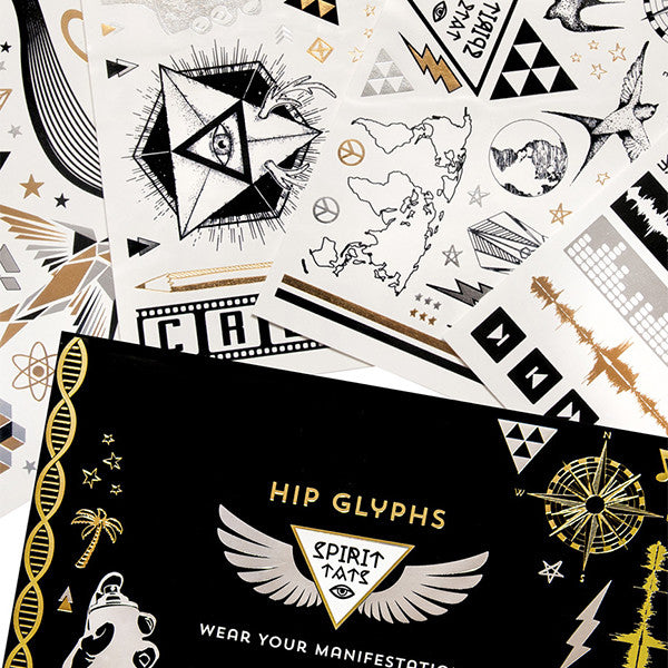 Hip Glyphs Collection