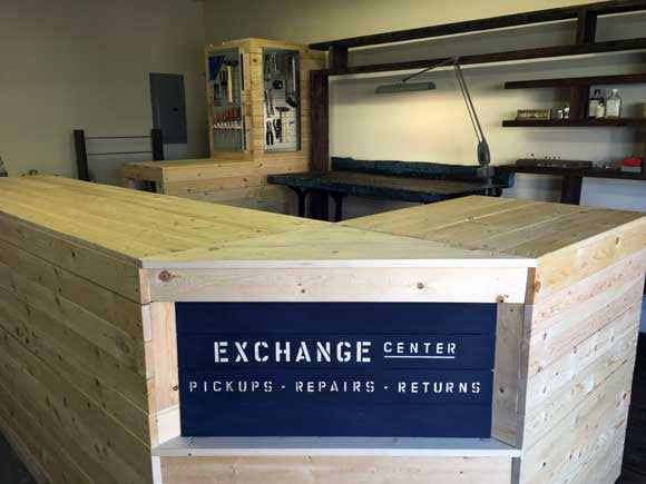 Our Exchange Center is Now Open