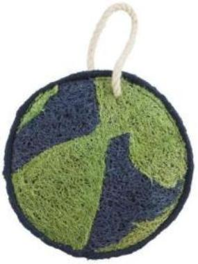 Loofah-Art Earth Kitchen Scrubber
