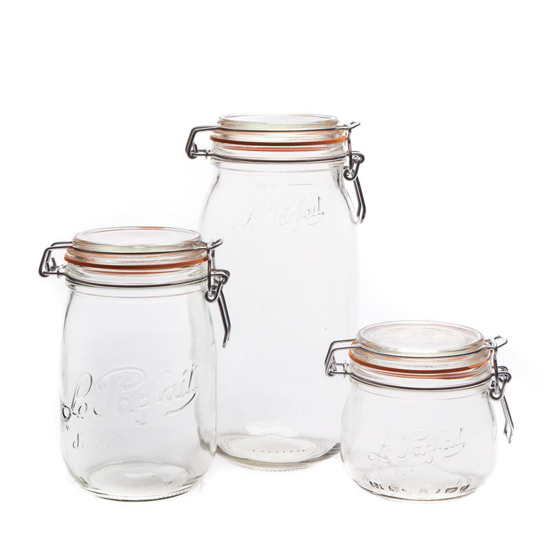 Canning & Storage Jars