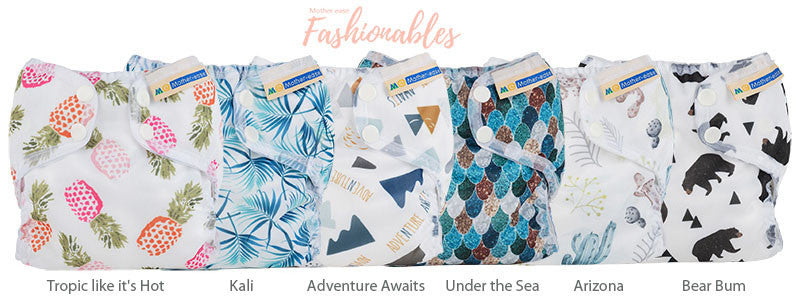 Fashionables Diaper Cover Line