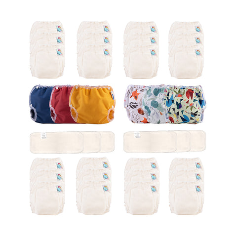 One Size™ Diaper - 24 Package