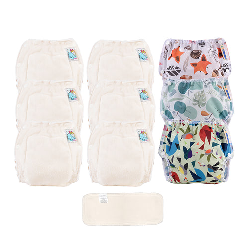 One Size Diaper - 6 Package