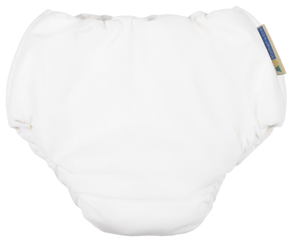 Mother ease Bedwetter Pant - White