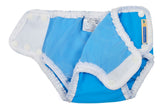 Swim Diaper - blue open