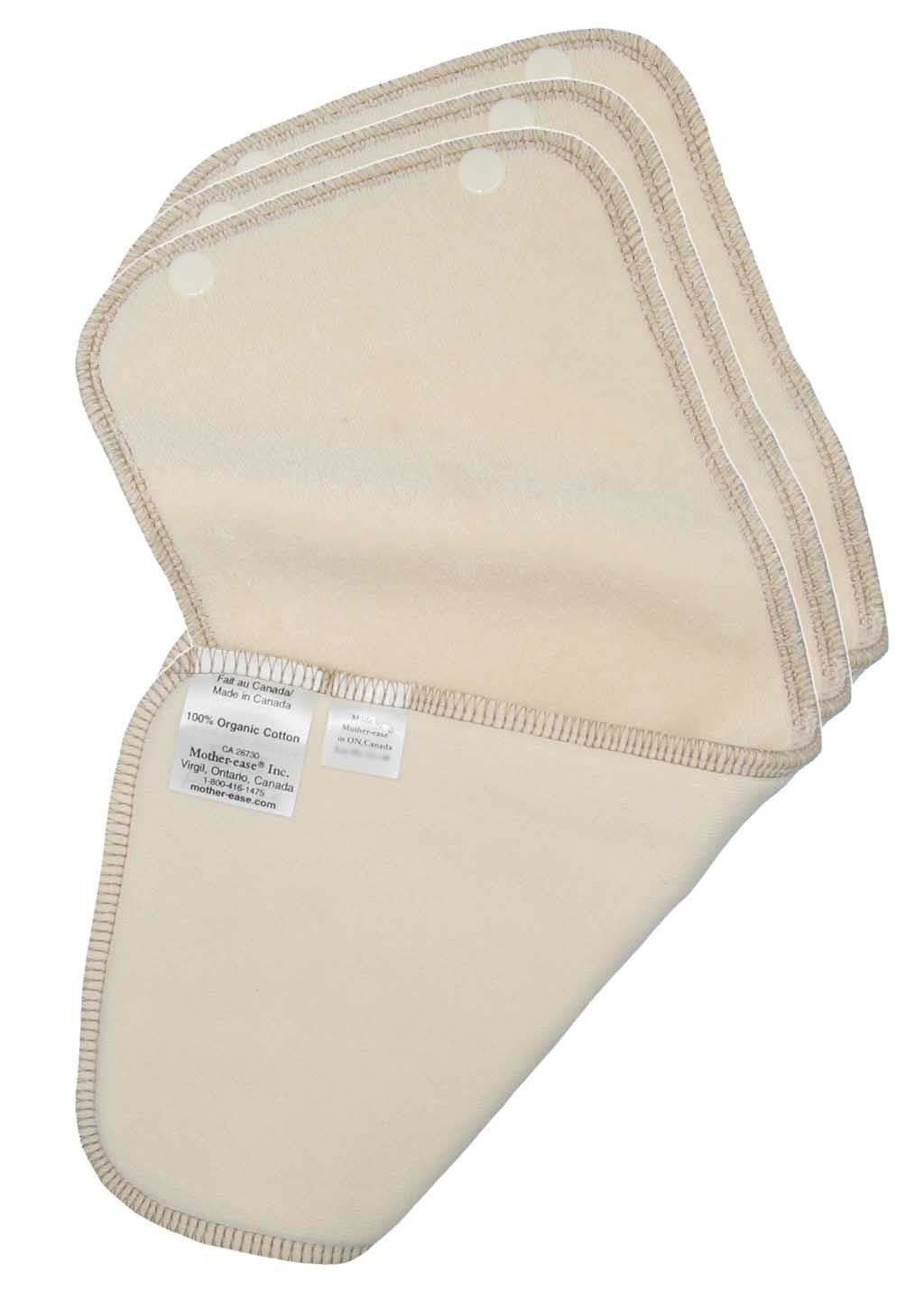 Snap in Absorbent Liner - Organic Cotton
