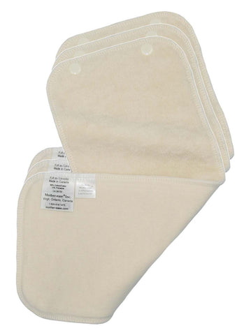 Snap in Absorbent Liner - Unbleached Cotton
