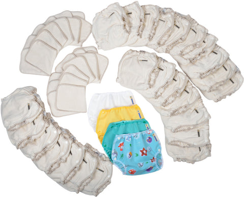 Sandy's™ 24 Diaper Package