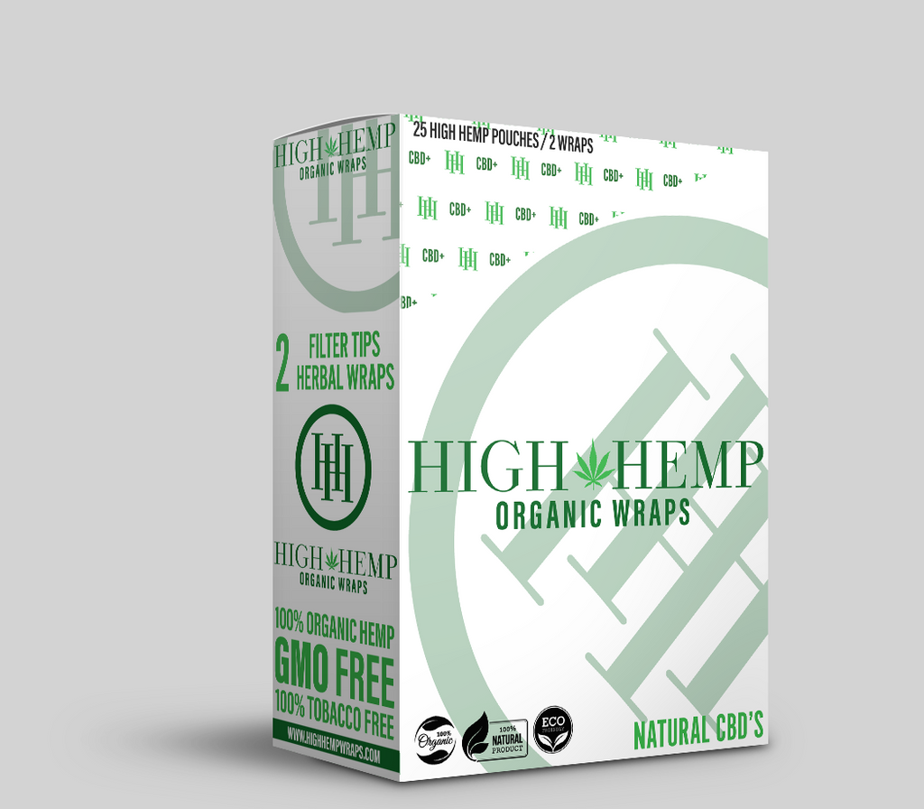 High Hemp Herbal Wraps