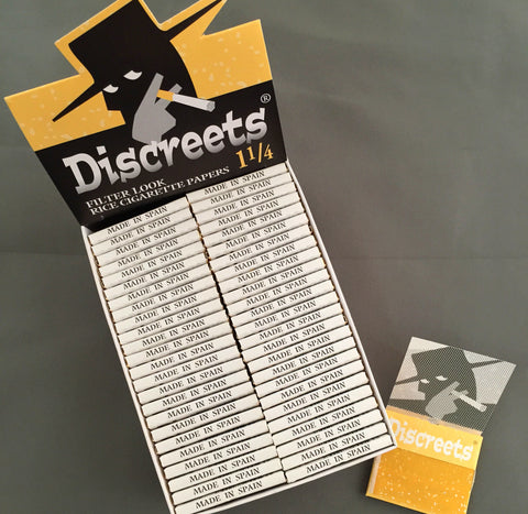 Discreets Rolling Paper