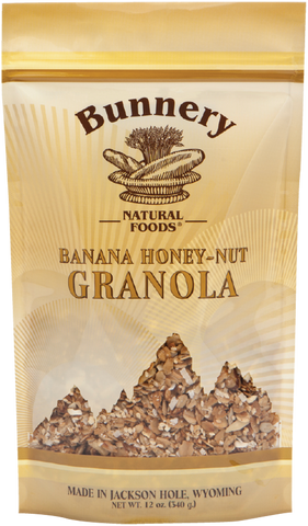 Banana Honey-Nut Granola