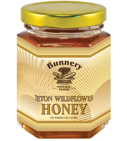 Teton Wildflower Honey