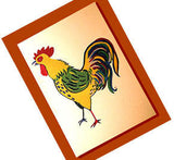 Rooster Gift Card