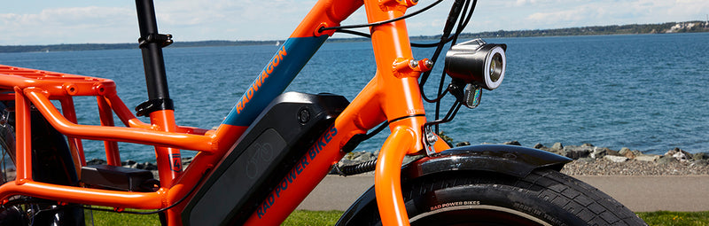 Behind the Bike: The RadWagon 4