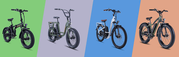 What's in an Electric Bike Category Name?