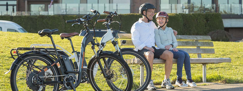 Ebiking to Better Health