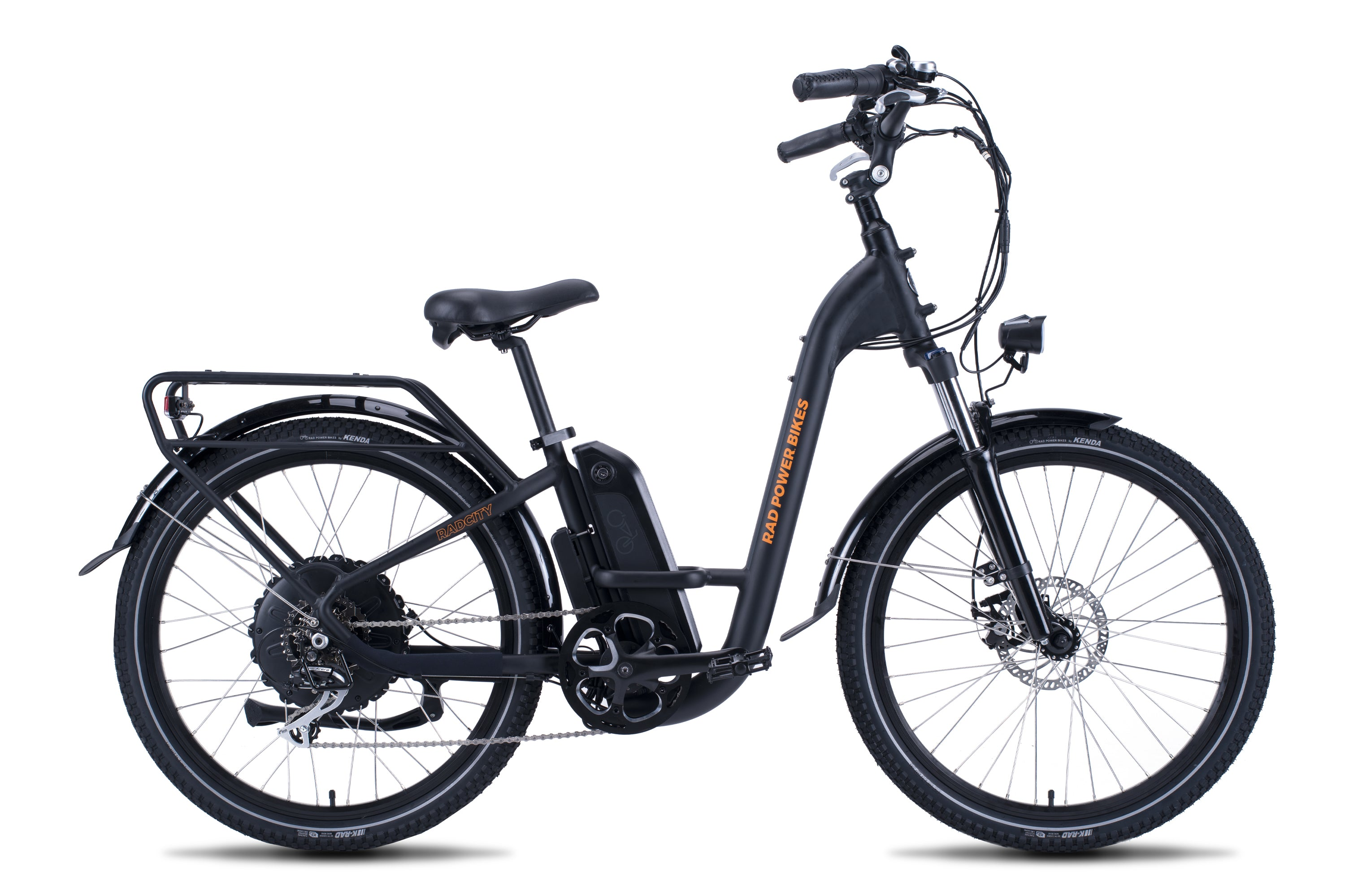 RadCity Step-Thru 3 Electric Commuter Bike - Black