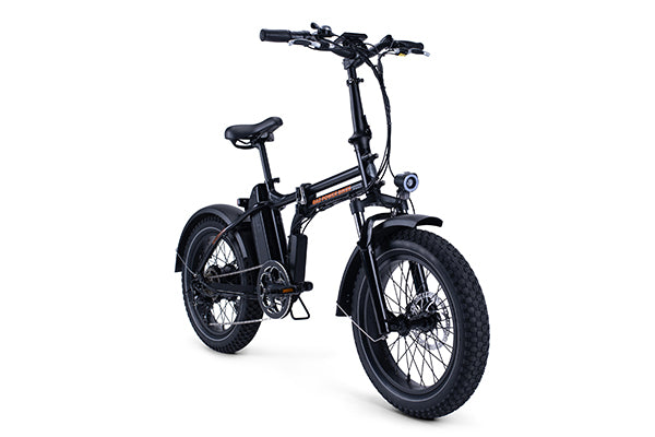 A RadMini Electric Folding Bike