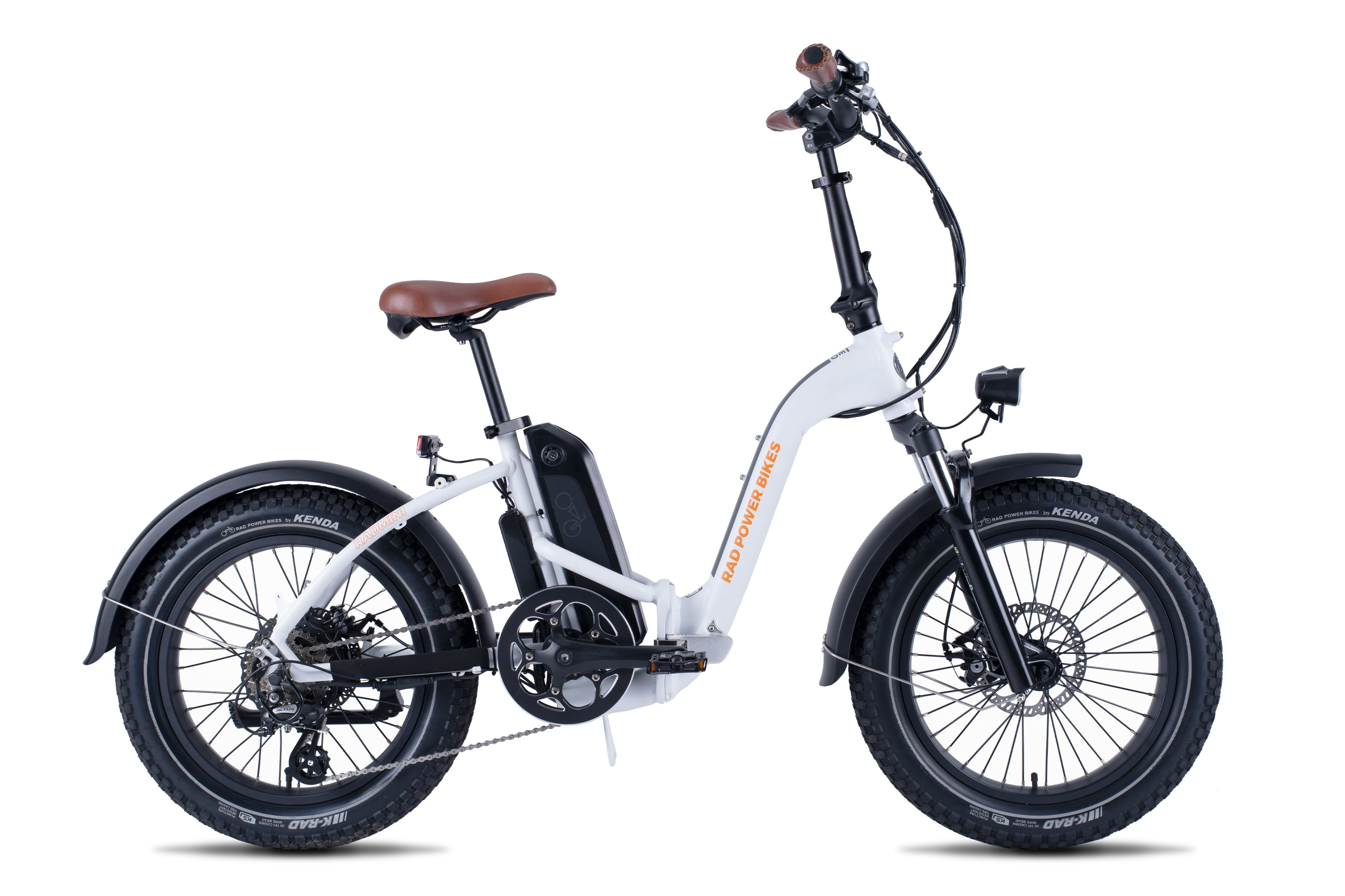 RadMini Step-Thru 2 Electric Folding Fat Bike
