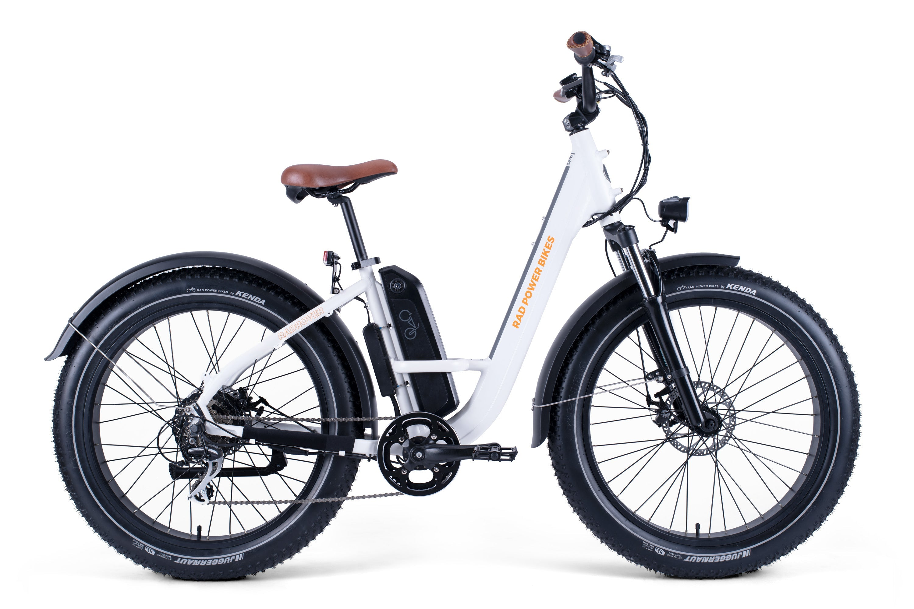 RadRover 5 step-through fat e-bike