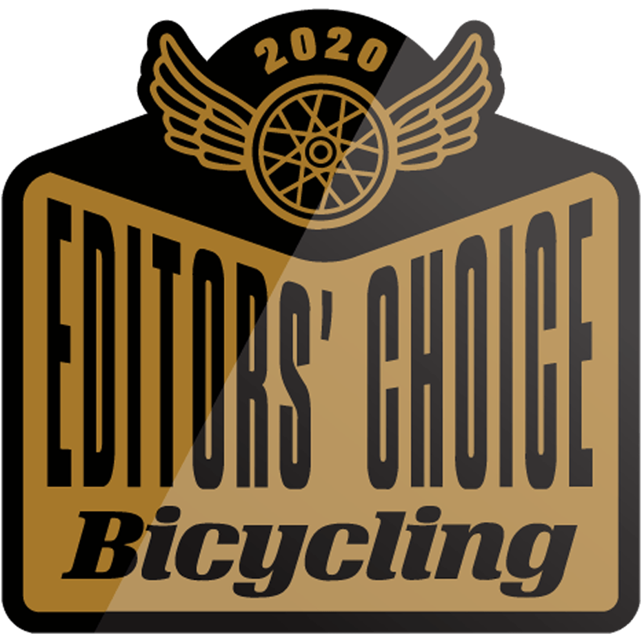 Electric Bike Review award badge