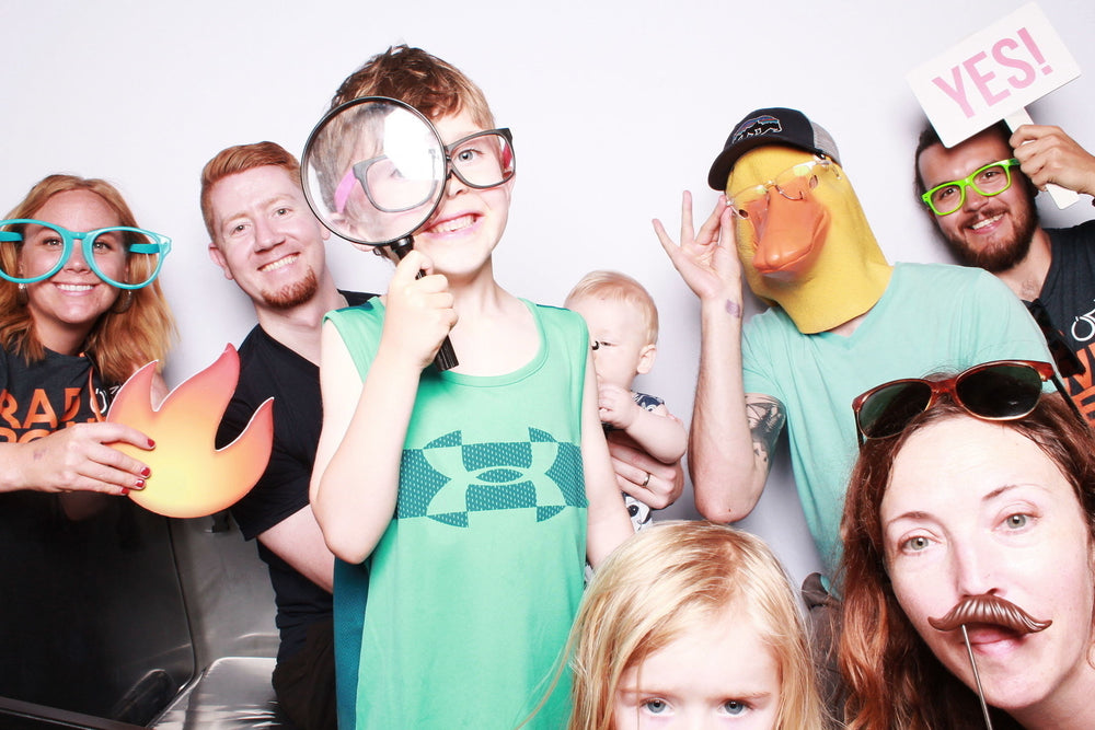 Rad Team photo booth 5