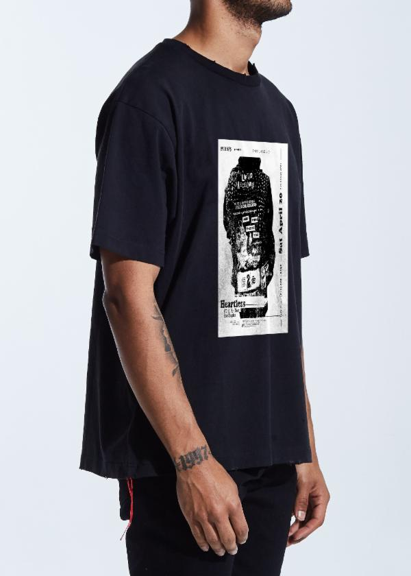 Jeter Flyer Tee (Black)