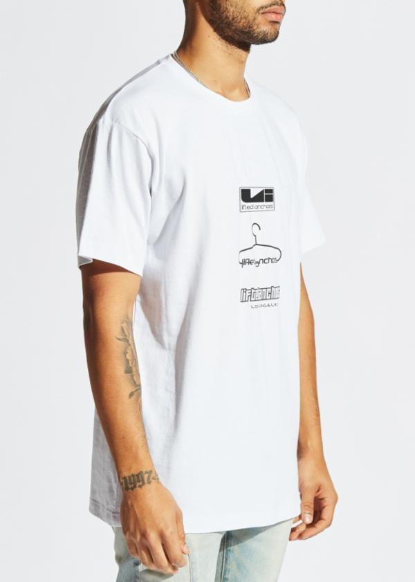 CBS Graphic Tee (White)