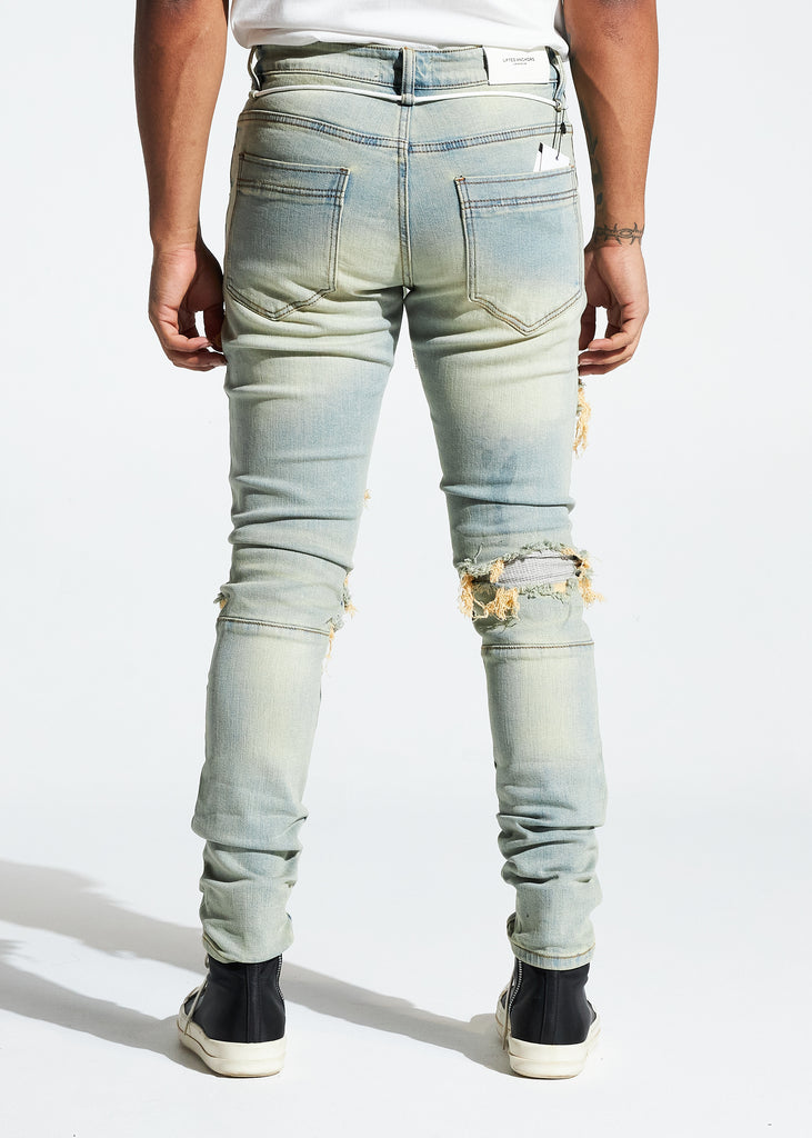 Valor Denim (Blue)