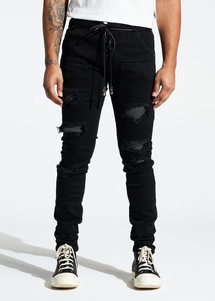Valor Denim (Black)
