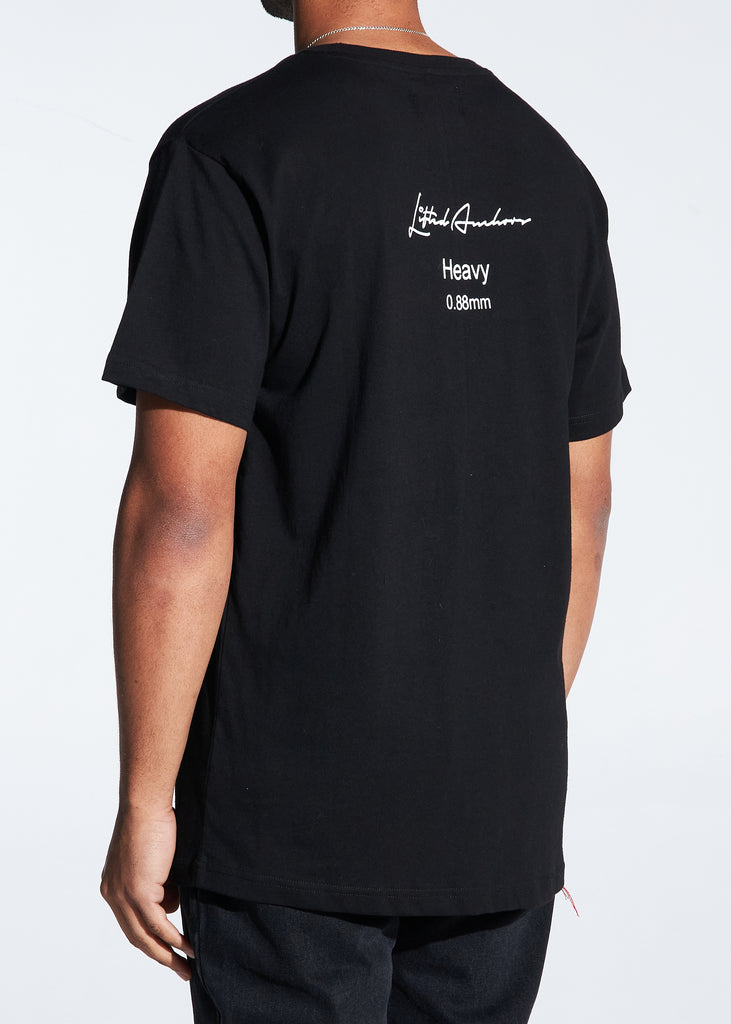 Heavy Tee (Black)