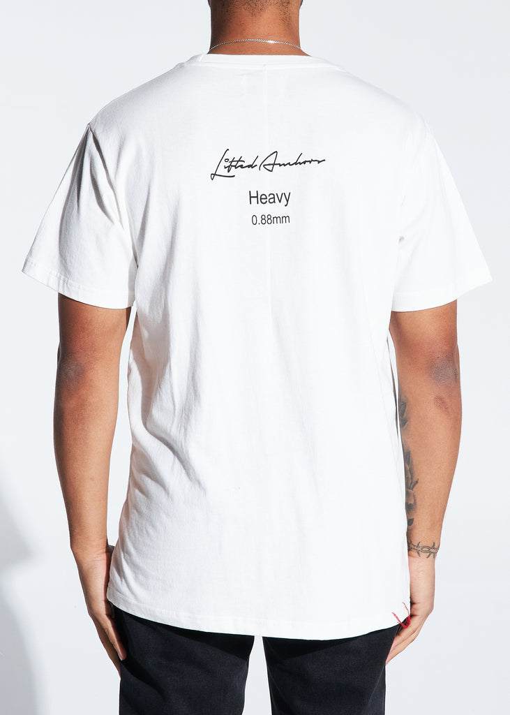 Heavy Tee (White)