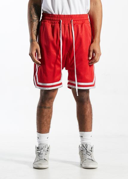 Abra Shorts (Red)