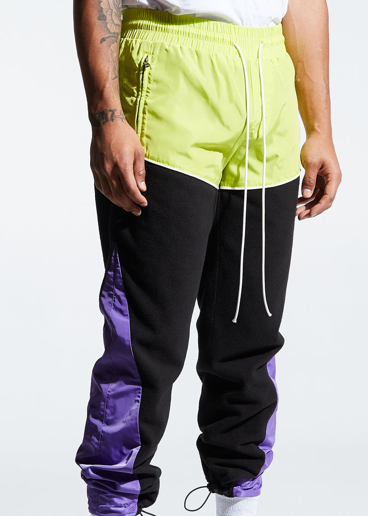 Madden Pants (Volt/Purple)