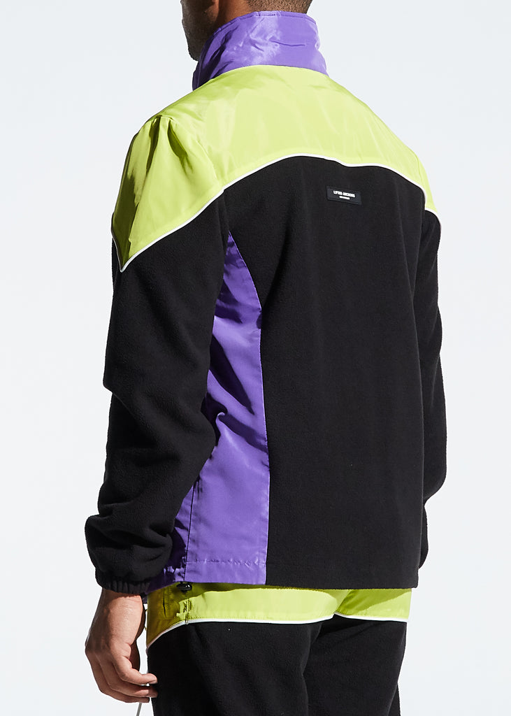Madden Jacket (Volt/Purple)