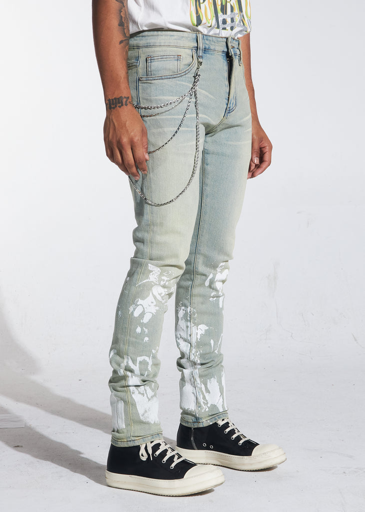 Prisoner Denim (Blue)