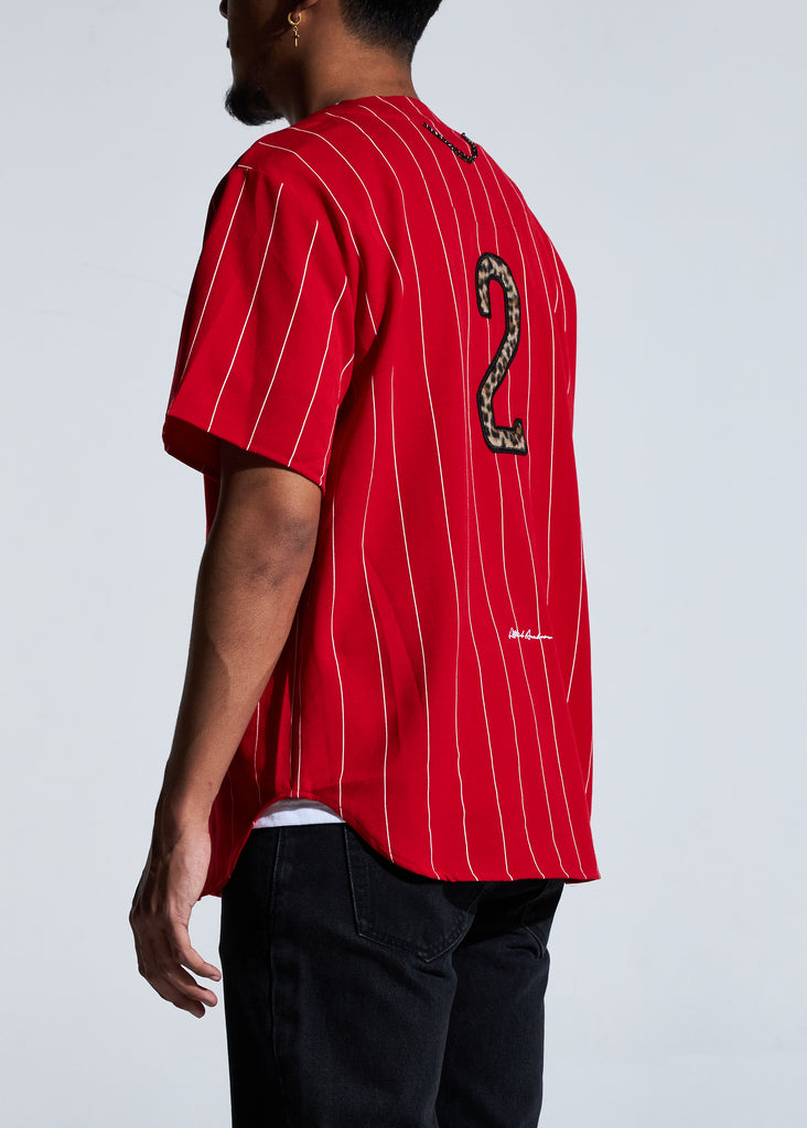 Howard Baseball Jersey (Away)